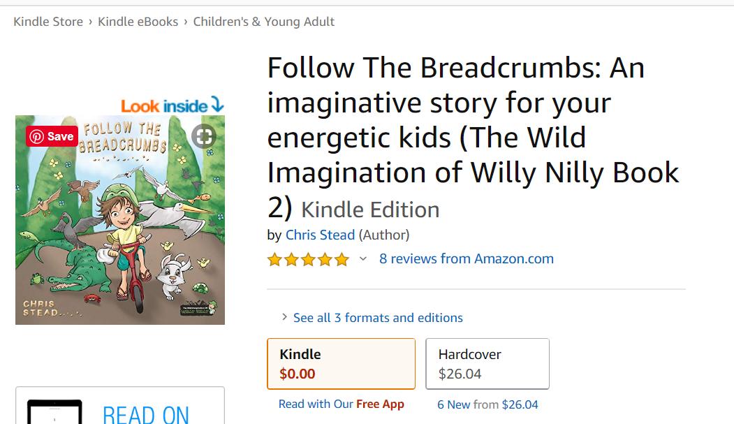 0 on Amazon