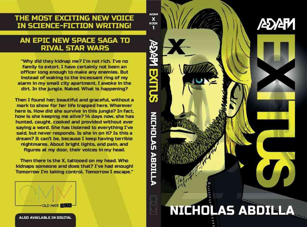 Adam Exitus by Nicholas Abdilla