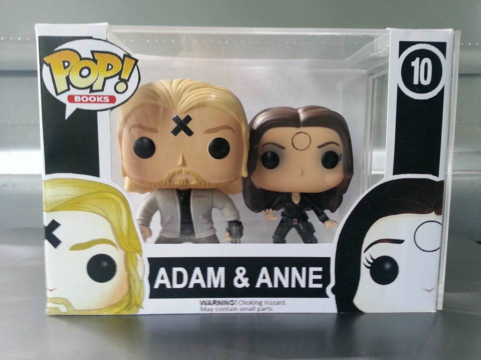 Adam X and Anne Toy