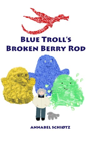 Blue Toll's Broken Berry Rod Cover