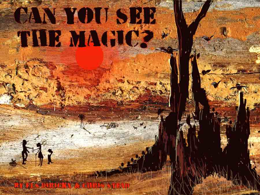 Can You See The Magic? Book Cover
