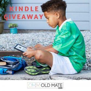 Kindle Giveaway Facebook image