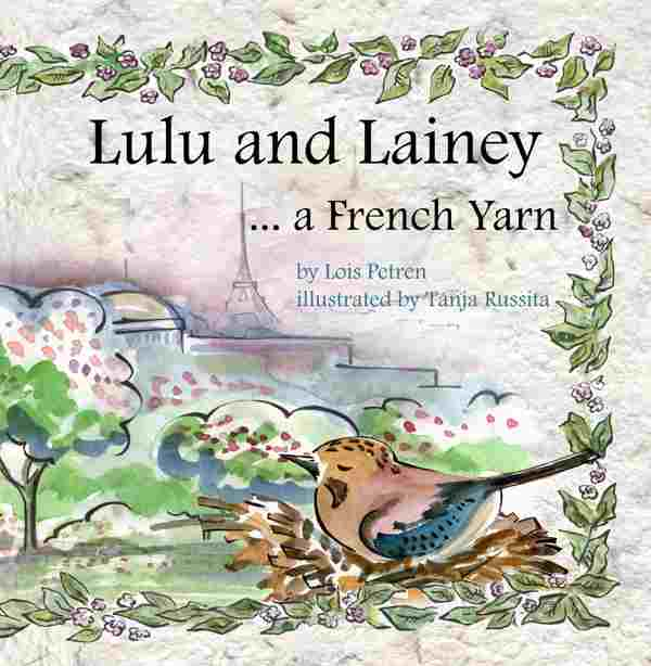 Lulu and Lainey French Yarn Cover