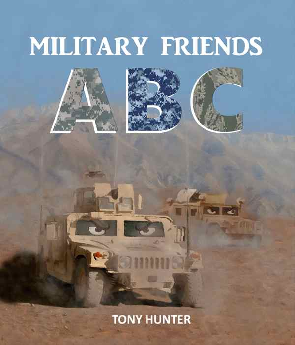 Military Friends ABC Cover
