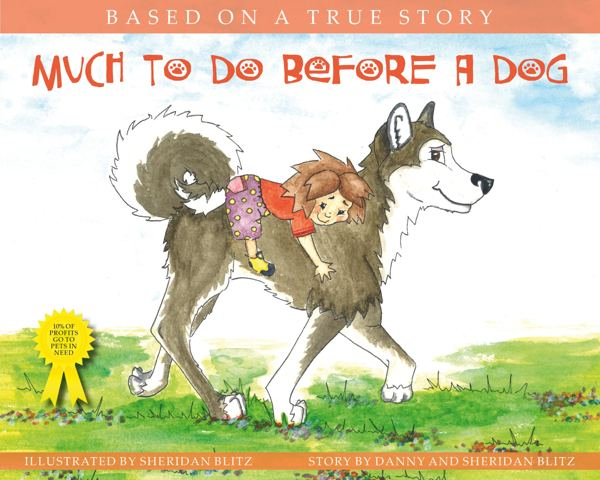 Much to Do Before a Dog Cover