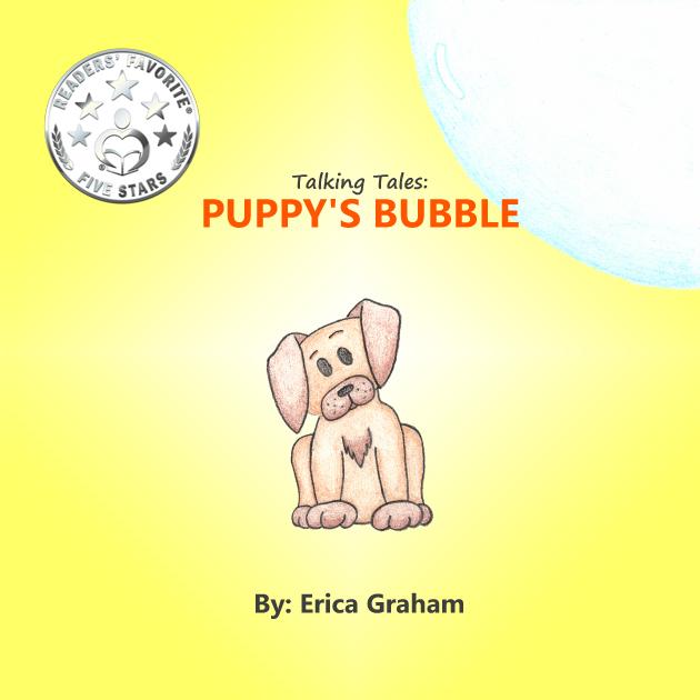 Puppy's Bubble book cover