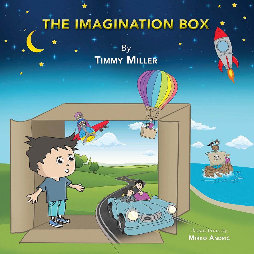 Imagination Box by Timmy Miller