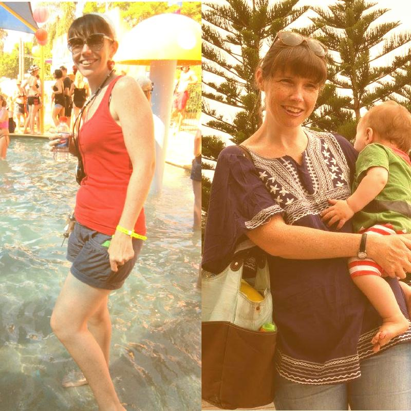 Before kids and after kids, motherhood here I am