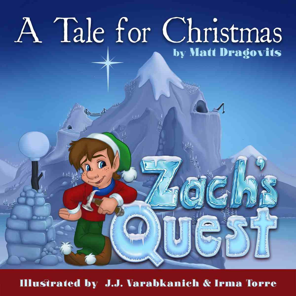 Zach's Quest Cover