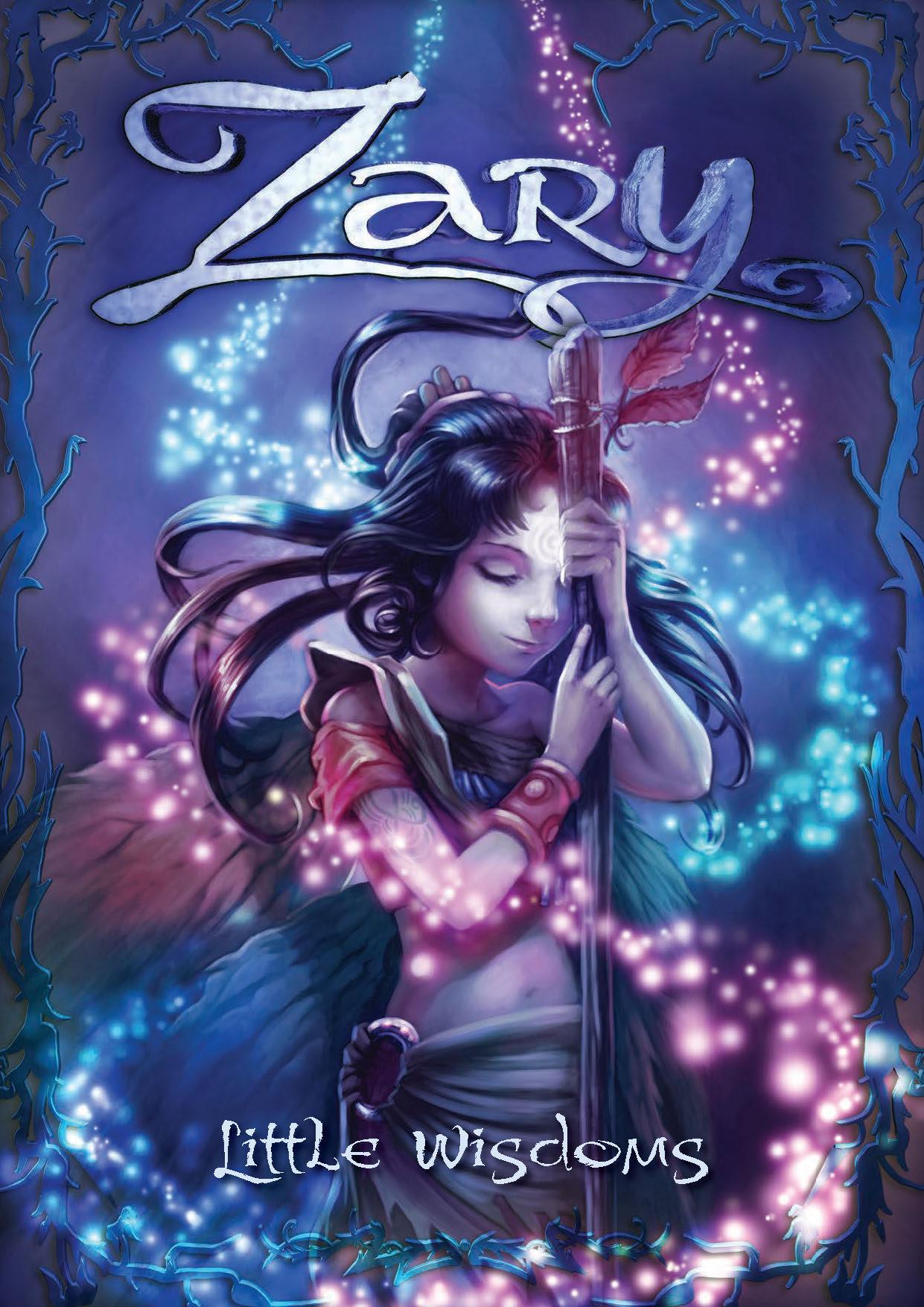 Zary Little Wisdoms - Book cover
