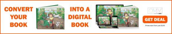 eBook conversion service